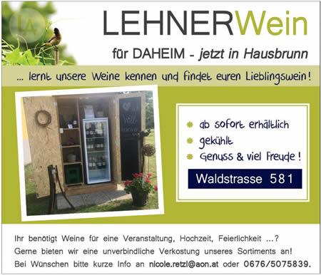 Lehner  Weine